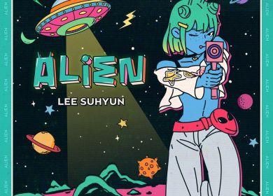 Lee Suhyun (이수현) – ALIEN