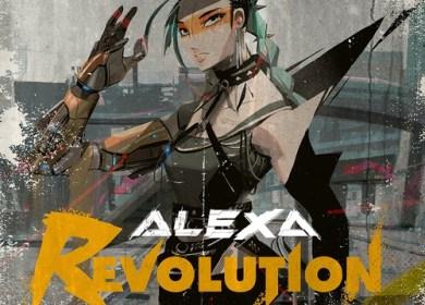 AleXa (알렉사) – Revolution (English Ver.)