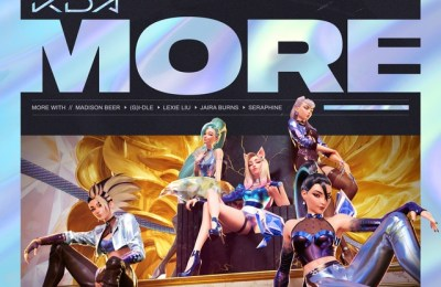 K/DA – MORE ft. Madison Beer, (G)I-DLE, Lexie Liu, Jaira Burns