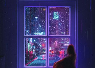 Yezi (예지) – Raining All Night