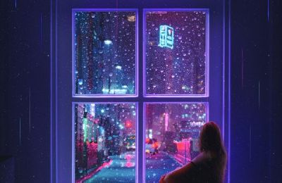 Yezi (예지) – Raining All Night
