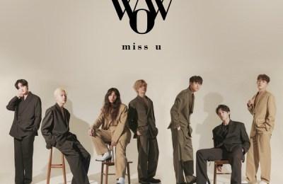 WOW (와우) – miss u