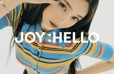 JOY (조이) – Hello (안녕)