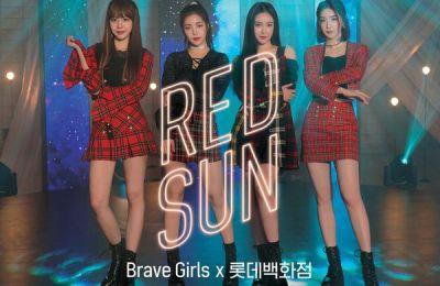 Brave Girls (브레이브걸스) – RED SUN