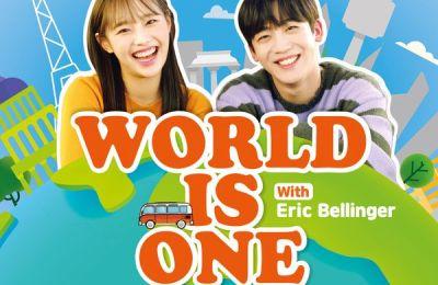 Chuu (츄) & Kim Yohan (김요한) – World is One 2021 (With Eric Bellinger)