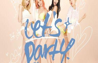 Mercury (머큐리) – Let's Party