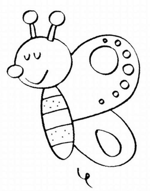 Imagenes De Dibujos Infantiles Para Dibujar Faciles