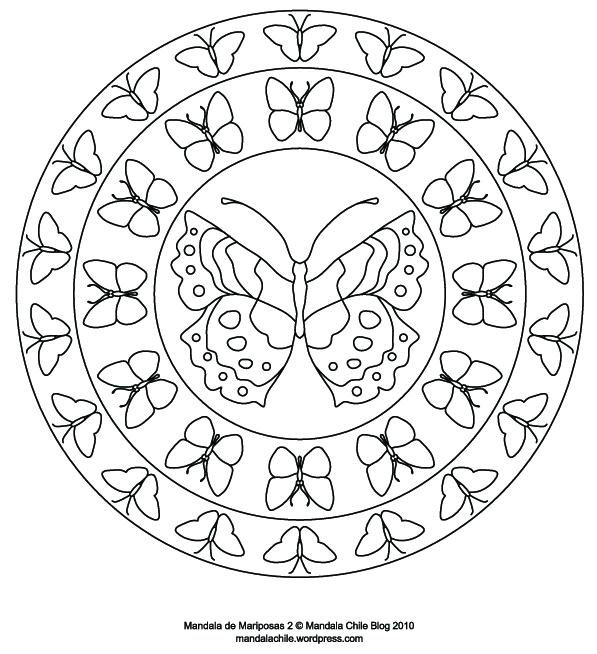 Mandalas Para Pintar Mandalas Geometricos
