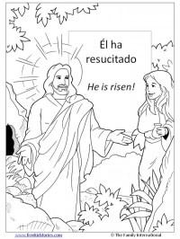 Dibujos del Domingo de Resurreccin para descargar ...