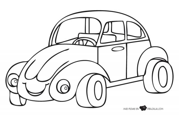 Imagenes De Medios De Transporte Terrestre Para Pintar Auto