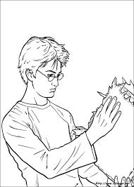Dibujos de Harry Potter para imprimir y pintar  Colorear imgenes