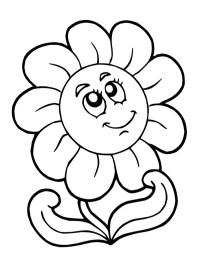 Dibujos para colorear imgenes de mariposas y flores ...