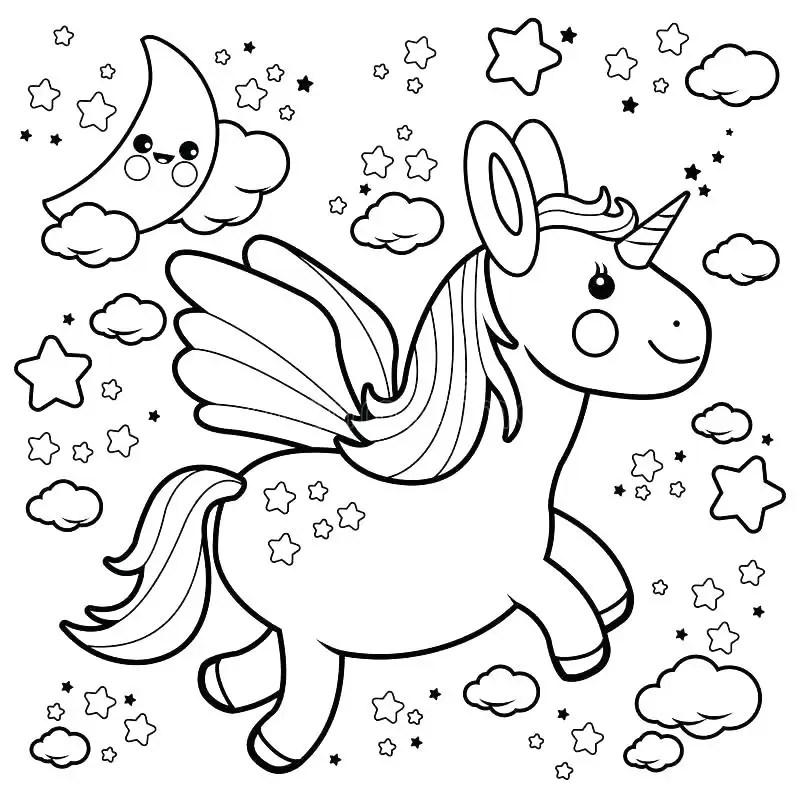 Imagenes De Lol Unicornio Para Colorear