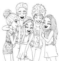 Dibujos De Soy Luna
