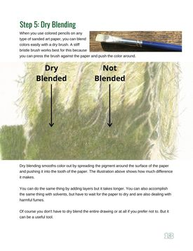 Hay Bale Study Tutorial Page 13