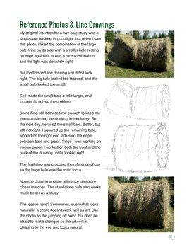 Hay Bale Study Tutorial Page 4