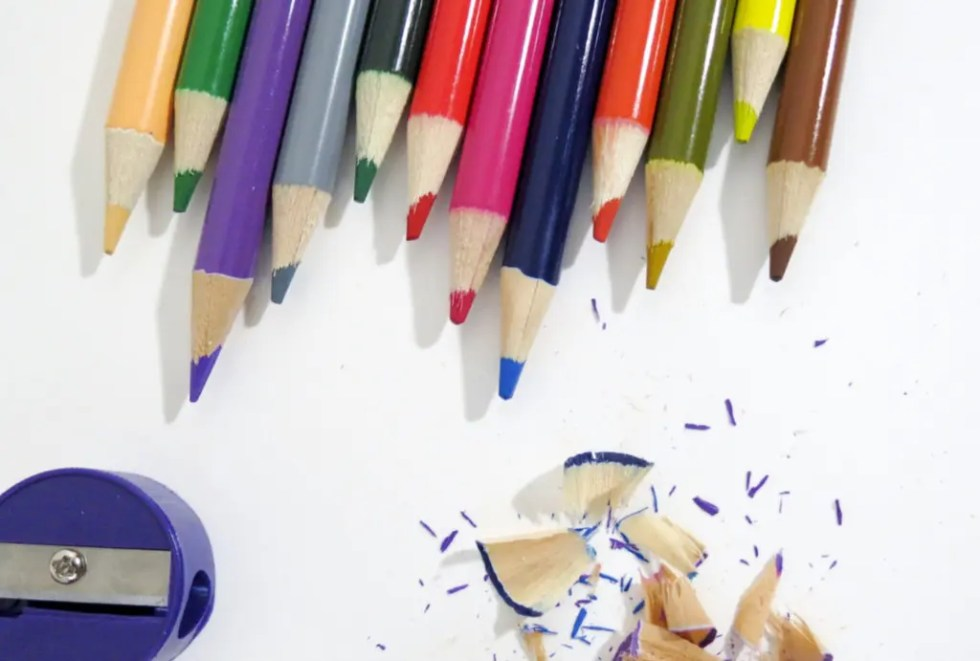 When it comes to getting started with colored pencils, focus on the basic necessities.