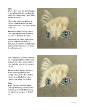 White Haired Cat Tutorial