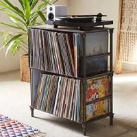 record shelves - Design Decoration