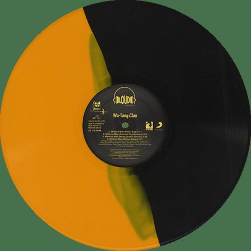 Wu Tang Clan Protect Ya Neck Colored Vinyl