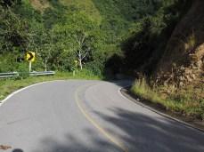 Sehr steile Strassen