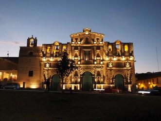 Die Catedral de Cajamarca