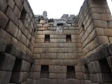 Im Wohnbereich des Inka