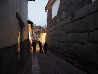 Cuscos berühmteste Gasse
