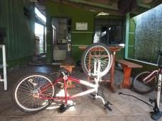 Die Casa de Ciclistas von Foz do Iguaçu