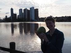 Wie besuchen den Parque das Nações inkl. Coco Verde