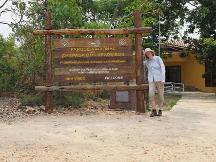 heute geht's in den Parque Nacionla da Chapada dos Veadeiros