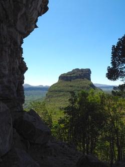 Blick zum Morro Branco