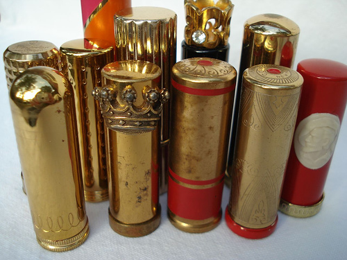 Vintage-Lipstick-Collection
