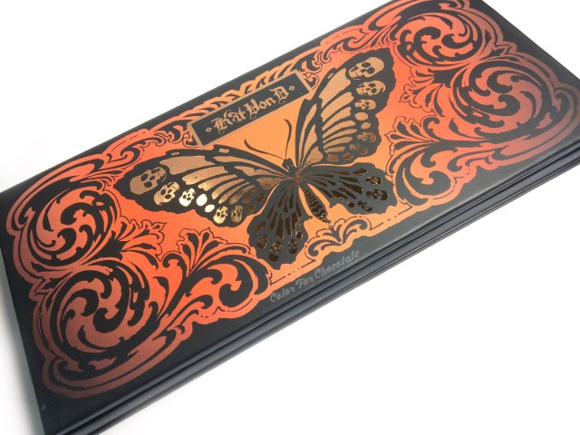 Kat Von D Monarch Eyeshadow Palette