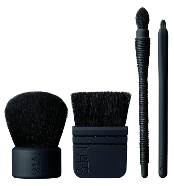 NARS Steven Klein Full Service Mini Kabuki Brush Set