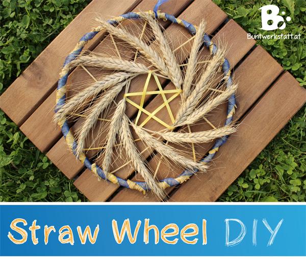 Straw Wheel – DIY