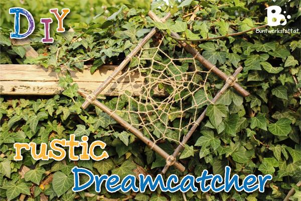 Rustic Dreamcatcher Tutorial