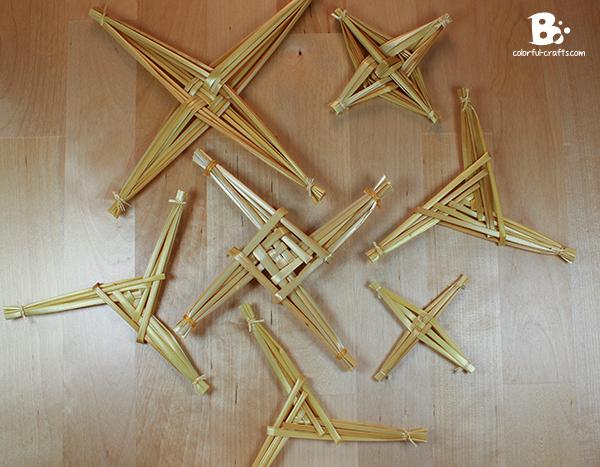 Brigids Cross Variations