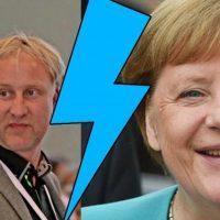 Faktencheck: Naulin (AfD) hat Merkel Frage gestellt