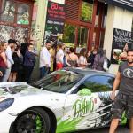 Attila Hildmann mit Porsche und Aluhut durch Berlin – Widerstand gegen Verschwörer – Warnung der Kanzlerin
