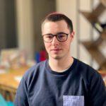 Samuel (20) lebt als religiöser Jude in Berlin. / Foto: ZDF und Jan Tenhaven