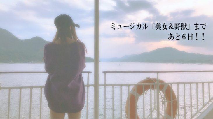 ミュージカル「美女&野獣」まで  あと 6日 !!!!