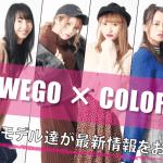– WEGO広島店 - 雑誌COLORFUL(14号)