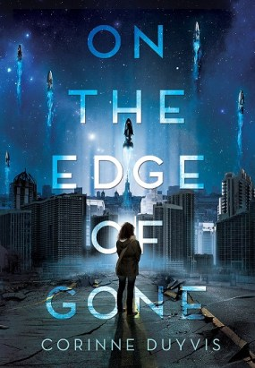 On the Edge of Gone by Corinne Duyvis.