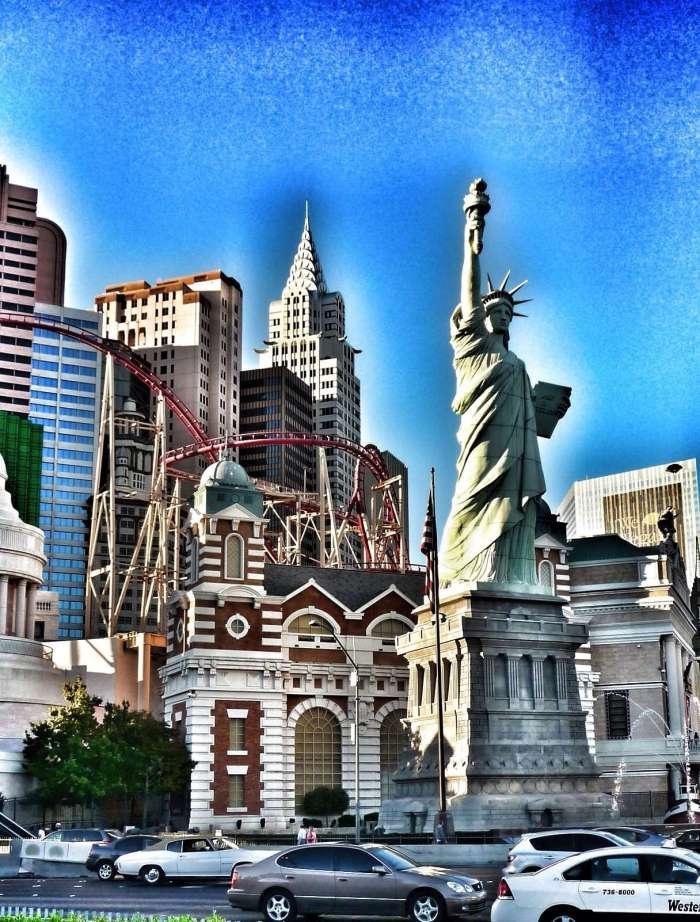 "Hotel ""New York New York"""