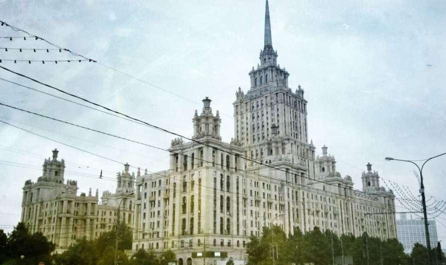 Stalins sieben Schwestern – Wolkenkratzer in Moskau