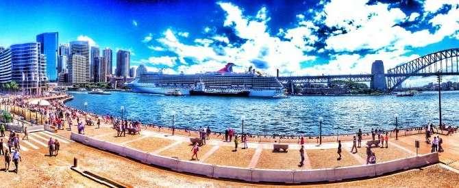 Sydney – hier beginnt Australien