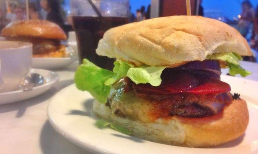 Nationalgericht: Aussie-Burger
