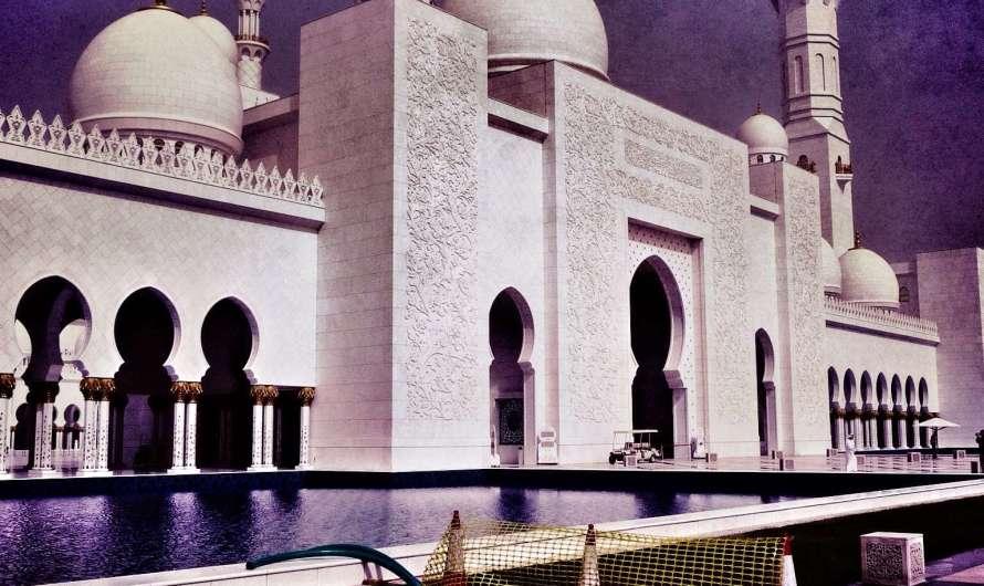 Moschee der Superlative