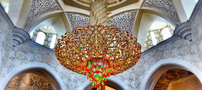 Der größte Kronleuchter der Welt – von Bayern nach Abu Dhabi